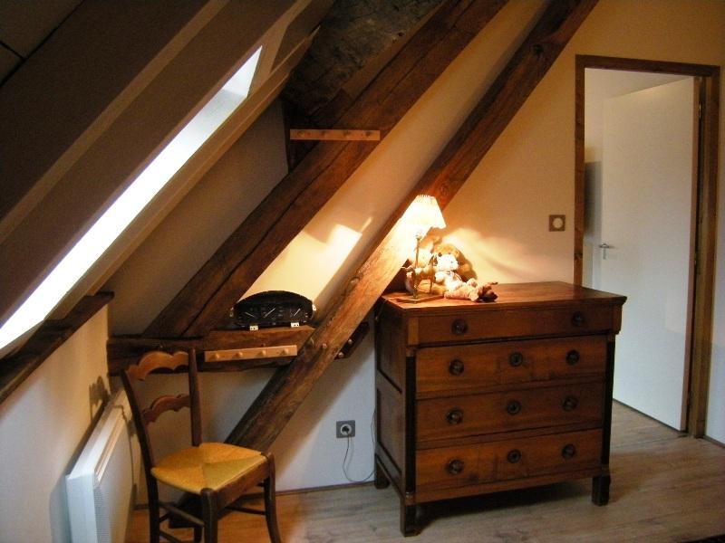 Chambre 2 lits superpositionné2